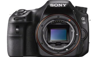 sony a58 recensione