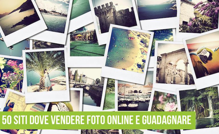 b4aee1ed1d 50 Siti Dove Vendere Foto Online e Guadagnare coi Tuoi Scatti