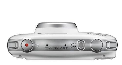 Nikon Coolpix W100 comandi