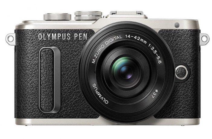 Olympus pen E-PL8 recensione