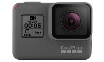 gopro hero 5 black recensione