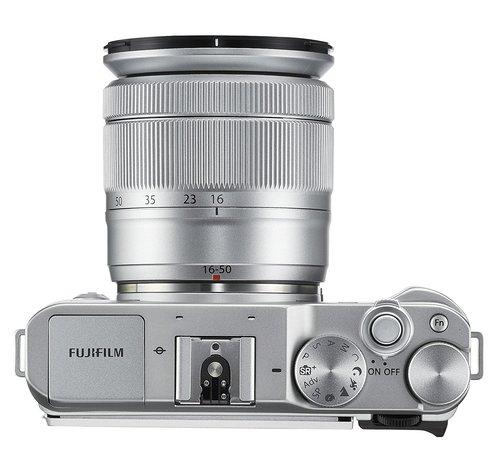 Fujifilm X-A3 alto