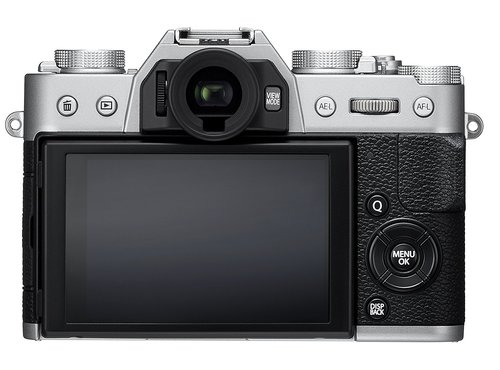 Fujifilm X-T20 display