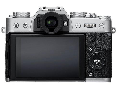 Fujifilm X-T20 display