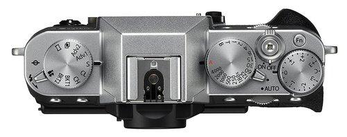 Fujifilm X-T20 sopra