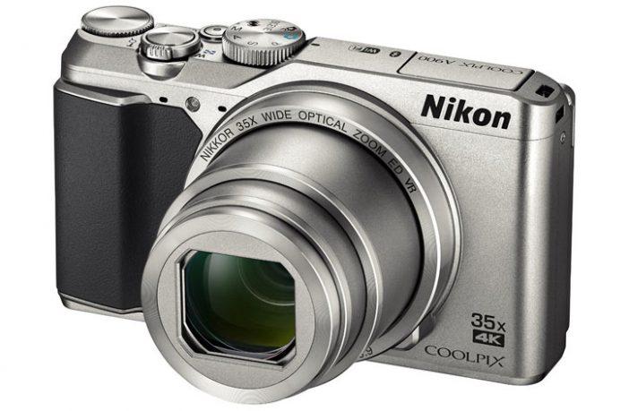 Nikon Coolpix A900 recensione