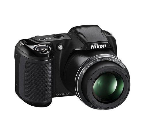 Nikon Coolpix L340 destra