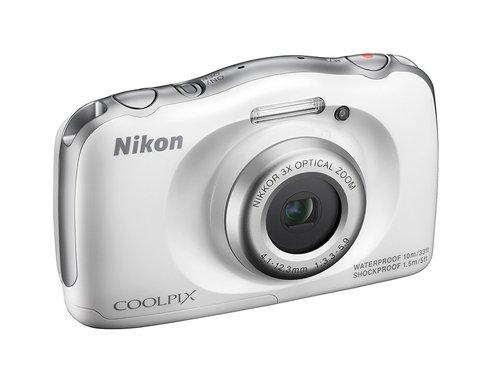 Nikon Coolpix S33 destra
