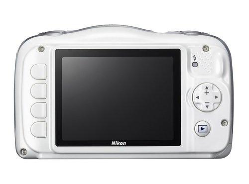 Nikon Coolpix S33 display