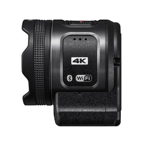 Nikon KeyMission 170 lato sinistro