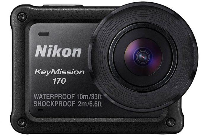Nikon KeyMission 170 recensione