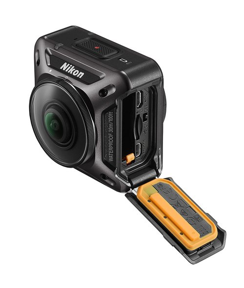 Nikon KeyMission 360 batteria
