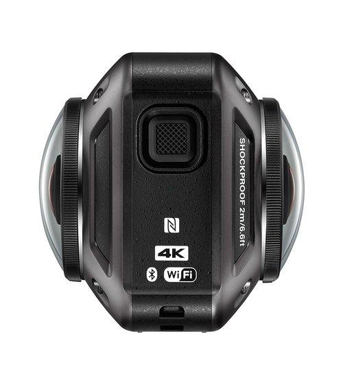 Nikon KeyMission 360 lato