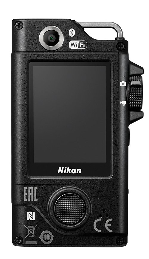 Nikon KeyMission 80 display