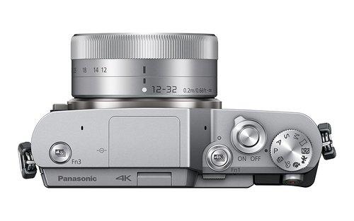 Panasonic GX800 sopra