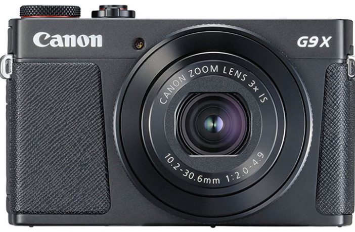 canon powershot g9x mark ii recensione