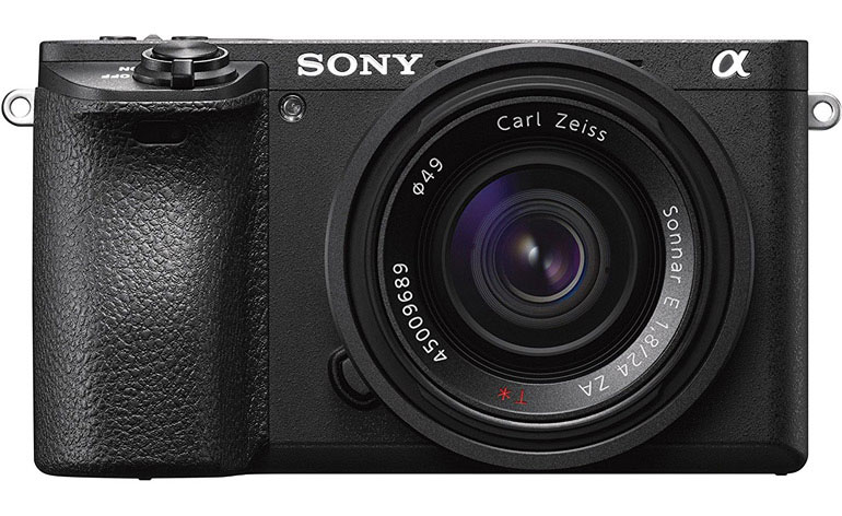 sony alpha a6500 recensione