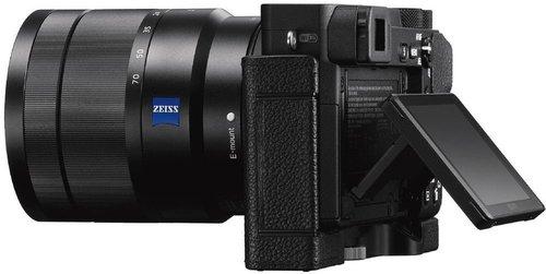 Sony Alpha A6500 Obiettivo
