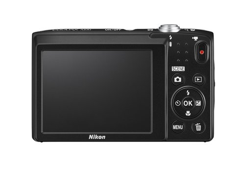 Nikon Coolpix A100 display