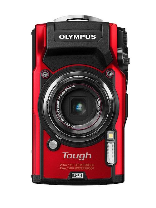 olympus tg-5 verticale