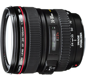 Canon 24-105mm f:4L IS USM
