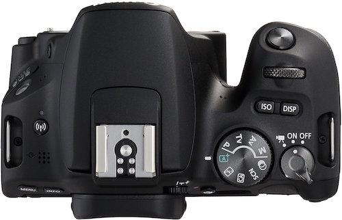 Canon EOS 200D comandi