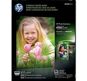 HP CR757A Everyday Glossy Photo Paper