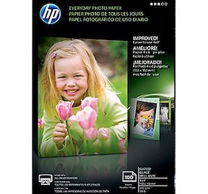 HP Q2510A Everyday Photo Paper Glossy A4