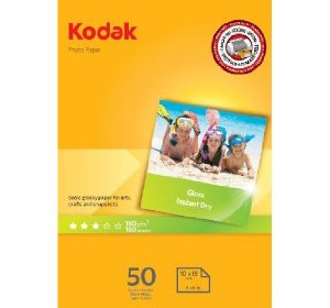Kodak Carta Fotografica High Gloss A6