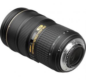 Nikon AF-S 24-70mm f:2.8G ED VR