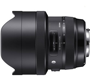 Sigma 12-24mm f4 Art