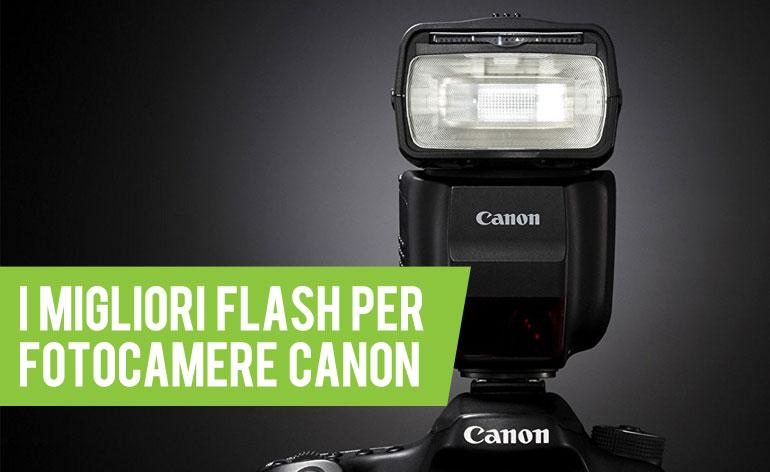 miglior flash canon