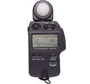 Kenko Auto Digi Meter KFM-1100