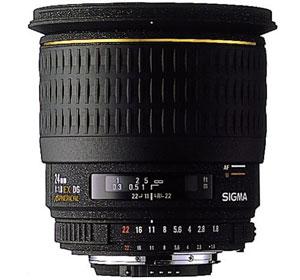 Sigma 24mm f/1.8 EX DG