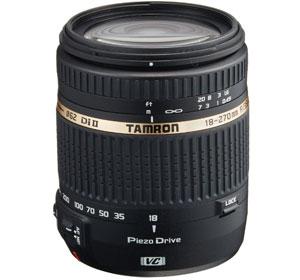 Tamron AF 18-270mm f/3.5-6.3