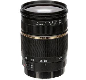 Tamron SP 28-75mm f/2.8