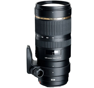 Tamron SP 70-200mm f/2.8 Di VC USD