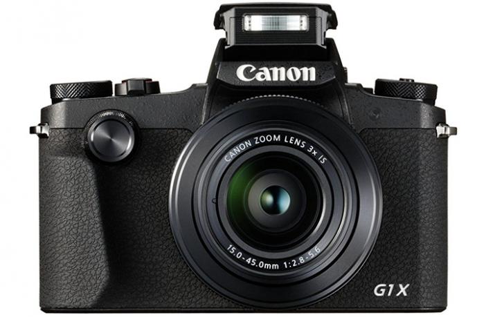 Canon PowerShot G1 X Mark III recensione