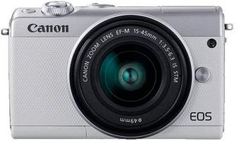 Canon eos m100 recensione