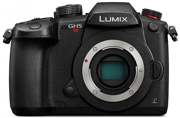 Panasonic LUMIX GH5S recensione