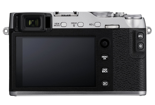 fujifilm x e3 flash display