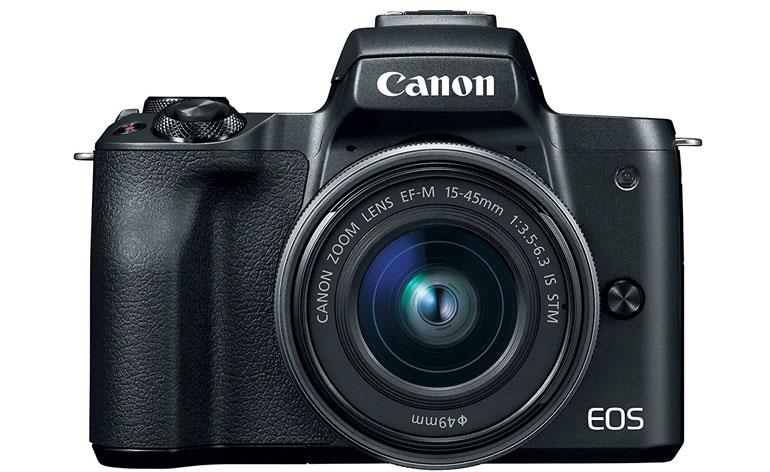 Canon EOS M50 recensione