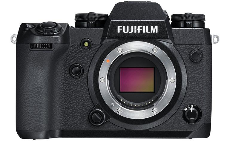 FUJIFILM X-H1 recensione