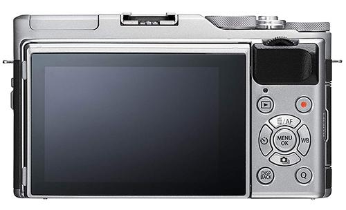 Fujifilm X-A5 pulsanti
