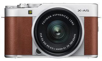 Fujifilm X-A5 recensione