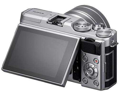 Fujifilm X-A5 retro