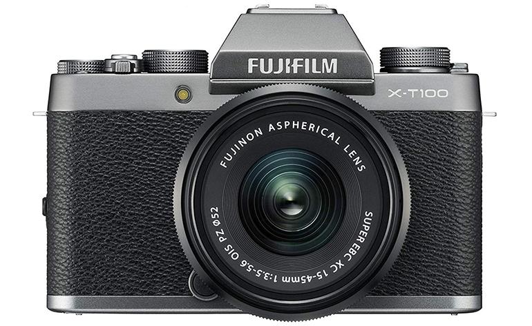 Fujifilm X-T100 recensione