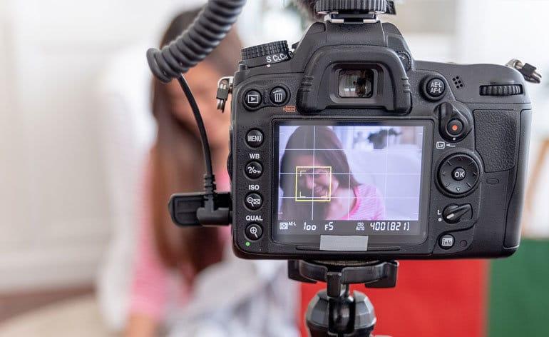 miglior fotocamera per vlog