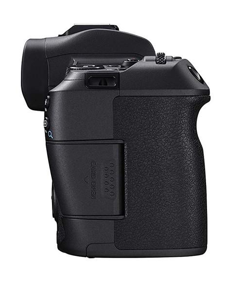 Canon EOS R porte