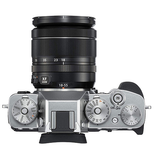 Fujifilm X-T3 comandi